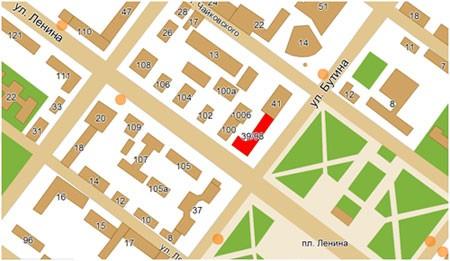 Карта проезда City Navigator